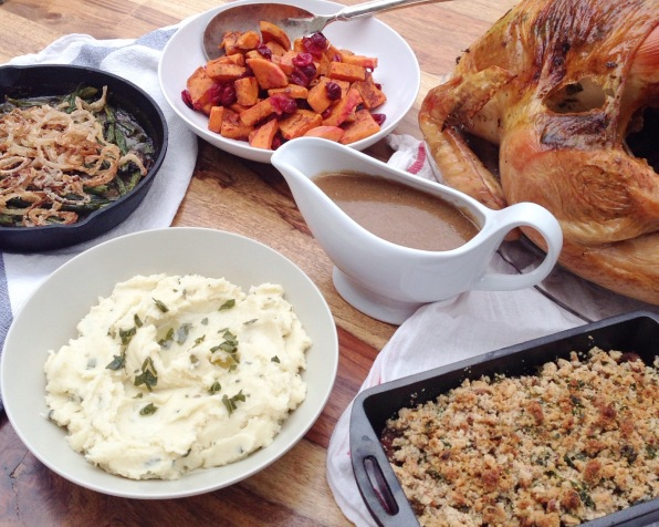 A Very Paleo Thanksgiving | Stumptown Nutrition