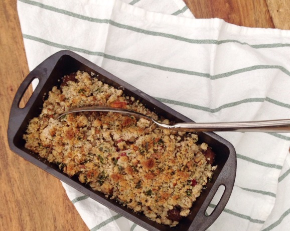 Paleo Pork +Butternut Squash + Walnut Stuffing | Stumptown Nutrition